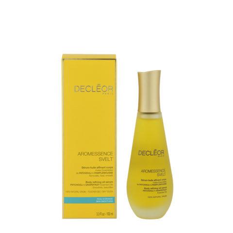 Decléor Aromessence Svelt Sérum-huile affinant corps 100ml - body refining oil serum