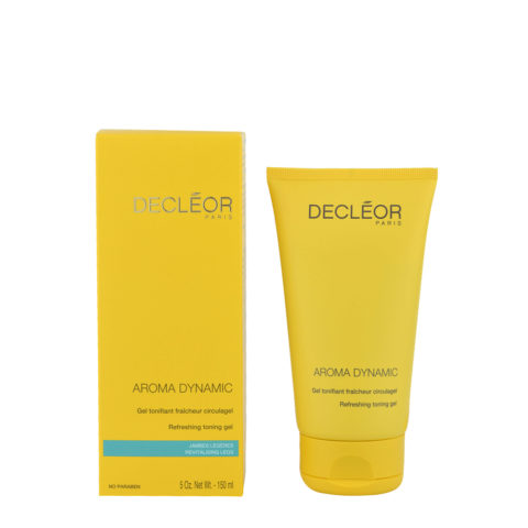 Decléor Aroma Dynamic Gel tonifiant fraîcheur circulagel 150ml - refreshing toning gel