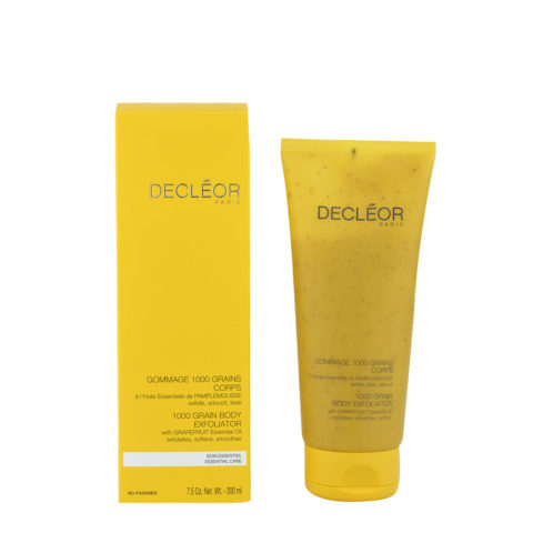 Decléor Gommage 1000 grains corps 200ml - 1000 grain body exfoliator