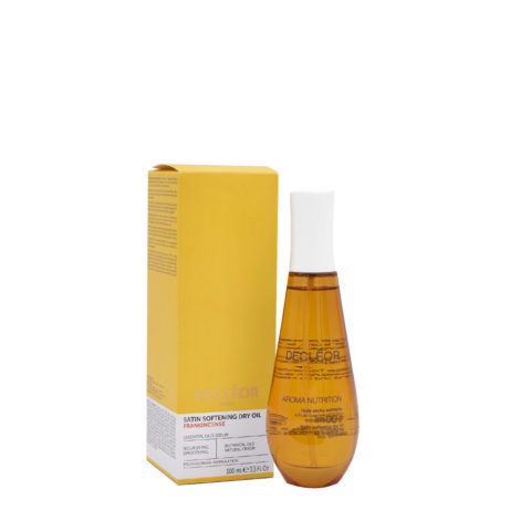 Decléor Aroma Nutrition Huile sèche satinante 100ml - satin softening dry oil