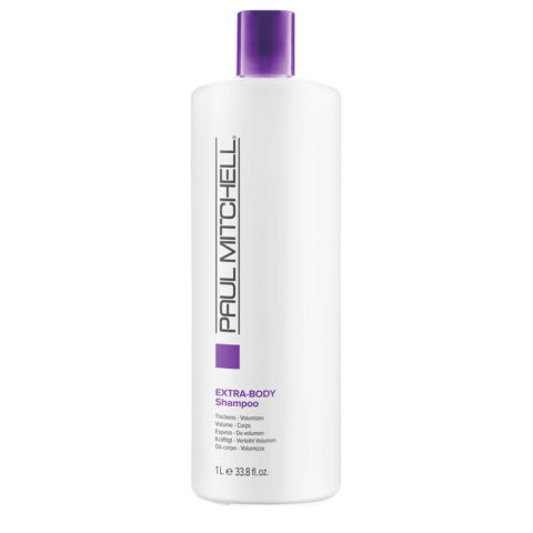 Paul Mitchell Extra body shampoo 1000ml