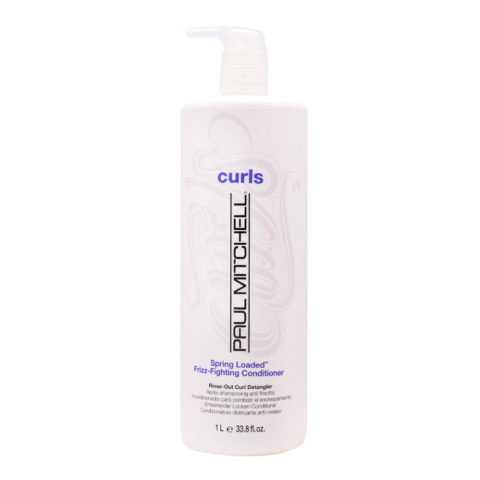 Paul Mitchell Curls Spring loaded™ Frizz-fighting conditioner 1000ml