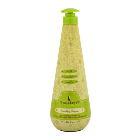 Macadamia Smoothing Shampoo 1000ml