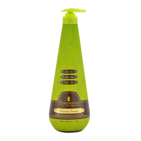 Macadamia Volumizing Shampoo 1000ml