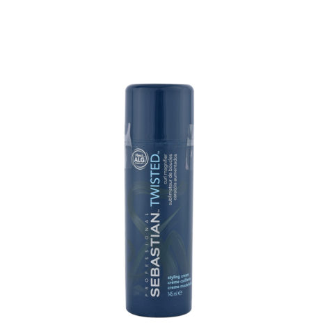 Sebastian Twisted Styling Cream 145ml - curl magnifier