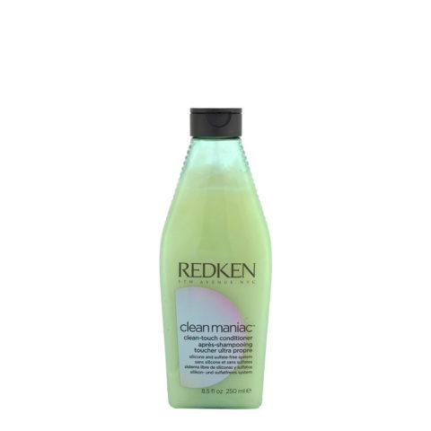 Redken Clean Maniac Conditioner 250ml - clean touch conditioner