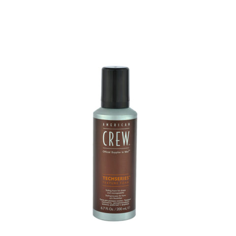 American Crew Styling Techseries Texture Foam 200ml