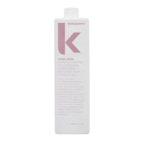 Kevin murphy Shampoo angel wash 1000ml - Shampoo for fine hair