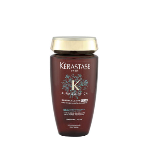 Kerastase Aura Botanica Bain Micellaire Riche 250ml - gentle shampoo for dull and coarse hair