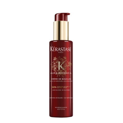 Kerastase Aura Botanica Creme de Boucles 150ml - curl definition