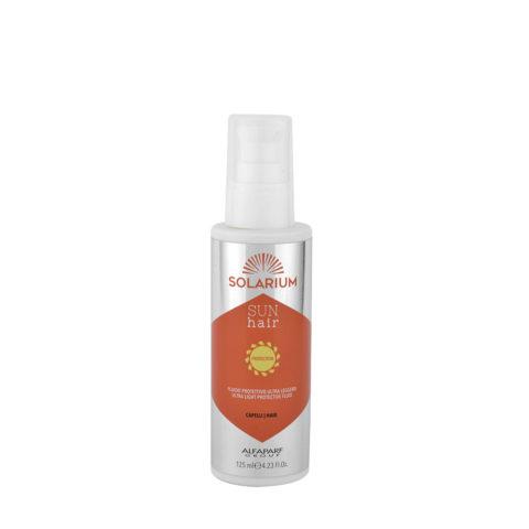 Alfaparf Solarium Sun Hair Protection Ultra Light Protective Fluid 125ml - Ultra Light Protective Fluid