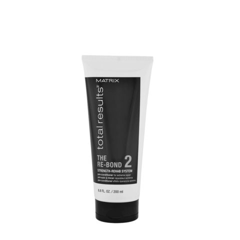 Matrix Total results The Re-bond 2 Pre-conditioner 200ml - extreme repair after lightening
