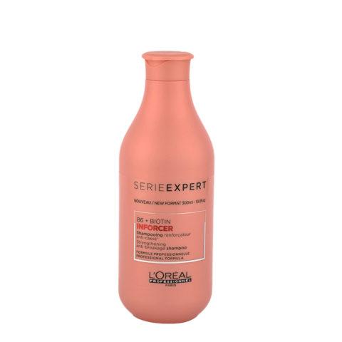 L'Oreal Inforcer Shampoo 300ml - strenghtening shampoo