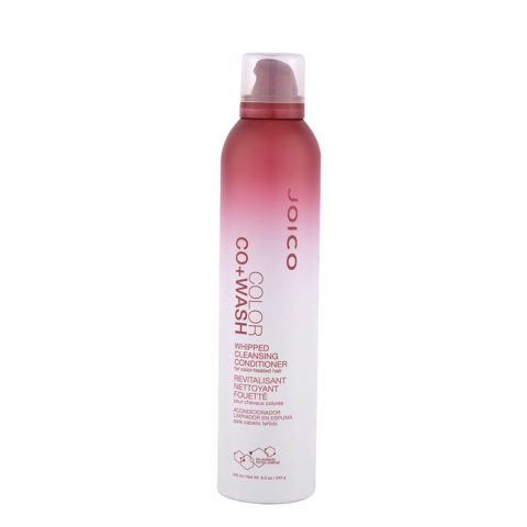 Joico Co Wash Color Whipped Cleansing Conditioner 245ml - for color treated hair