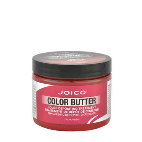 Joico Color Butter Red 177ml - temporary color mask