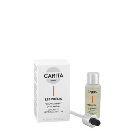 Carita Les Précis Concentré Antoixidant éclat 15ml - brightening concentrate serum