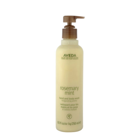Aveda Bodycare Rosemary mint hand & body wash 250ml