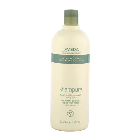 Aveda Shampure™ Hand & Body Wash 1000ml - shower gel and soap hands