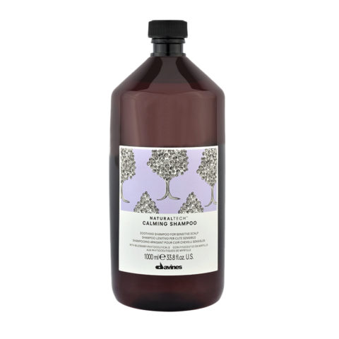 Davines Naturaltech Calming Shampoo 1000ml