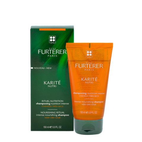 René Furterer Karité Intense Nourishing Shampoo 150ml - Intense nourishing shampoo