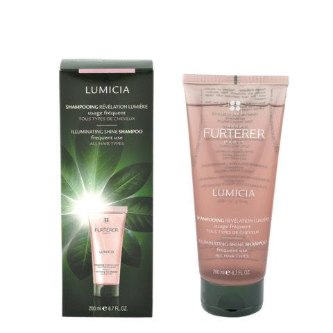 René Furterer Lumicia Illuminating Shine Shampoo 200ml - shampoo with shine detector