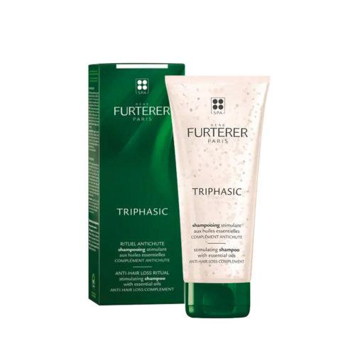 René Furterer Triphasic shampoo 200ml - Stimulating shampoo