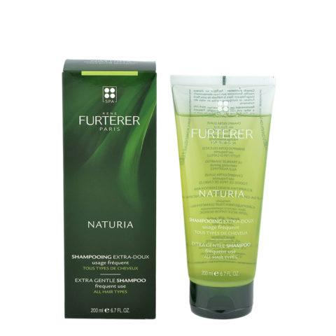 René Furterer Naturia Extra-gentle Shampoo 200ml