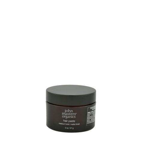 John Masters Organics Hair Paste 57ml - matte effect