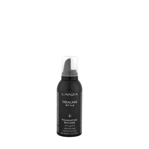 L' Anza Healing Style Foundation Mousse 150ml - medium hold