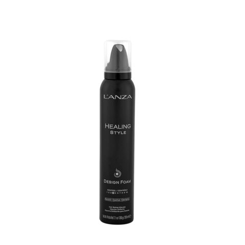 L' Anza Healing Style Design Foam 200ml - volumizing