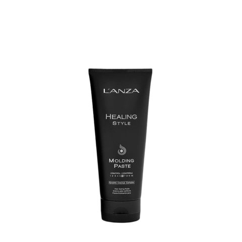 L' Anza Healing Style Molding Paste 200ml - medium hold