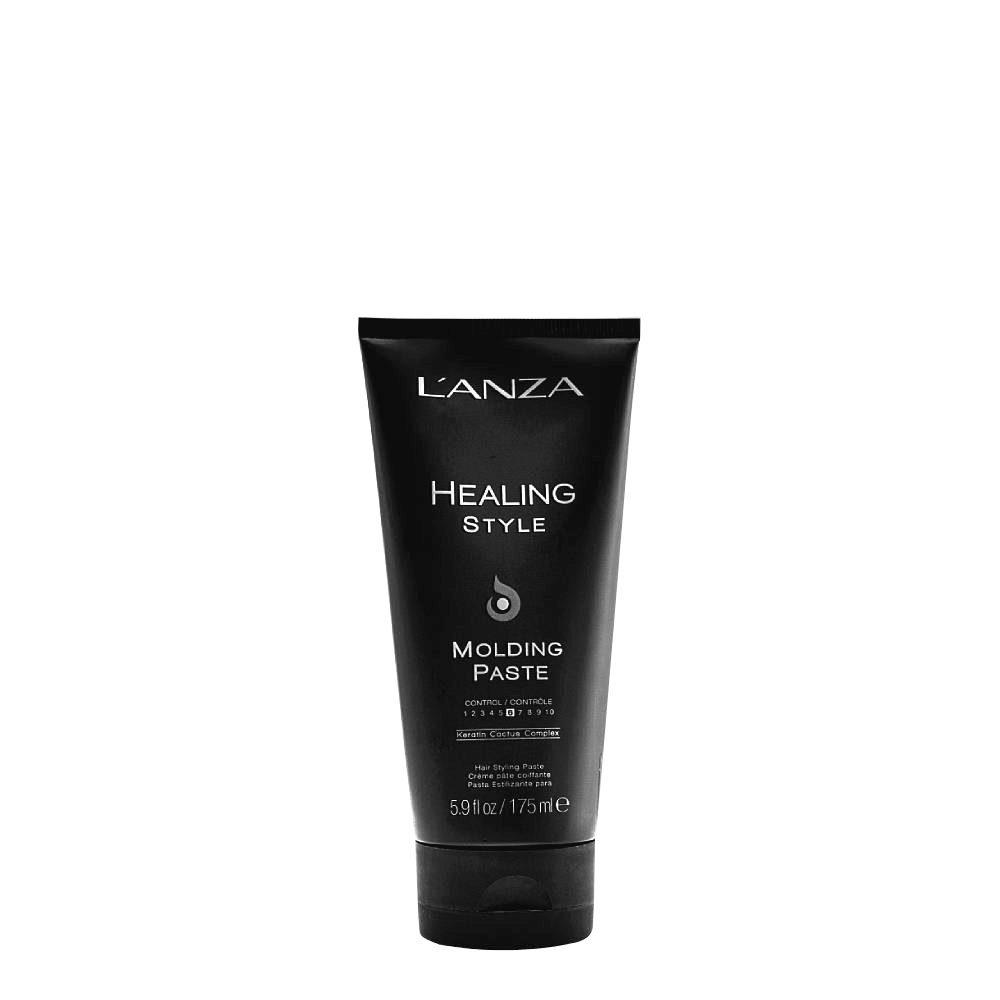 L' Anza Healing Style Molding Paste 200ml - medium hold