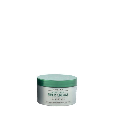 L' Anza Healing Style Fiber Cream 100ml - medium control