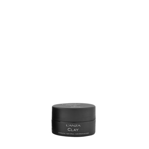 L' Anza Healing Style Clay 100ml - strong hold unisex