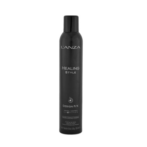 L' Anza Healing Style Design F/X 350ml - light hold hairspray