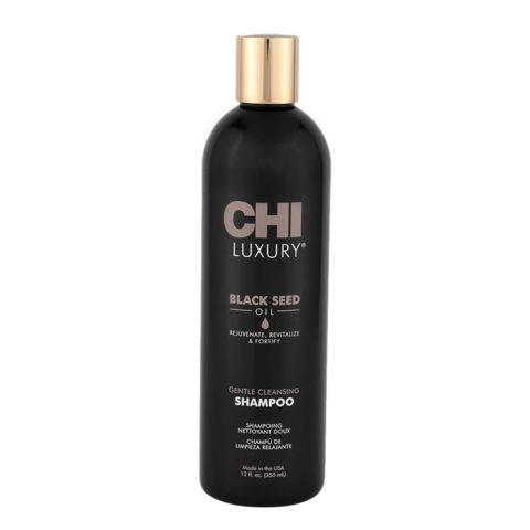 CHI Luxury Black seed oil Gentle cleansing Shampoo 355ml