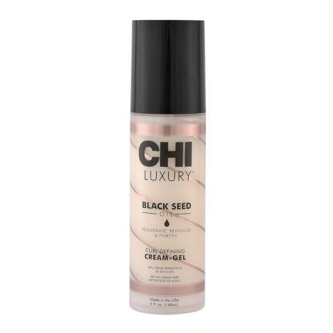 CHI Luxury Black seed oil Curl defining Cream gel  148ml