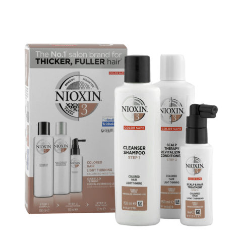 Nioxin System3 Antihairloss Full Kit