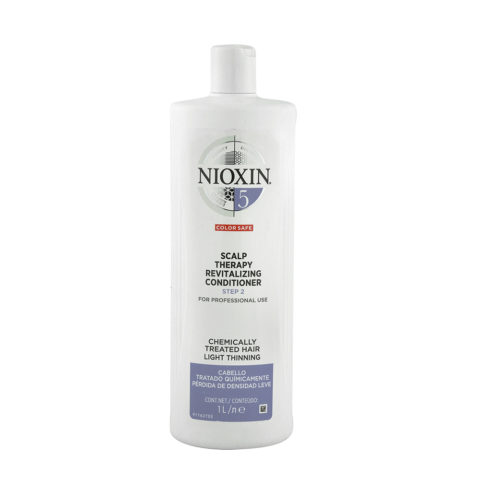 Nioxin System5 Scalp therapy Revitalizing conditioner 1000ml - Antihairloss Conditioner