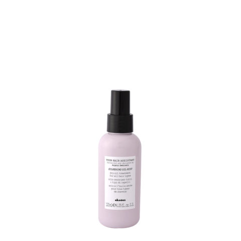 Davines YHA Silkening Oil Mist 120ml - dry oil treatment