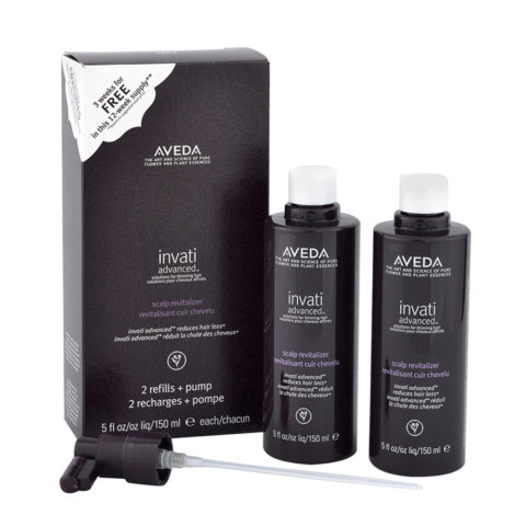 Aveda Invati advanced™ Scalp revitalizer 2x150ml