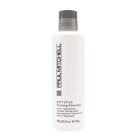 Paul Mitchell Soft style Foaming pommade 150ml - texture polish