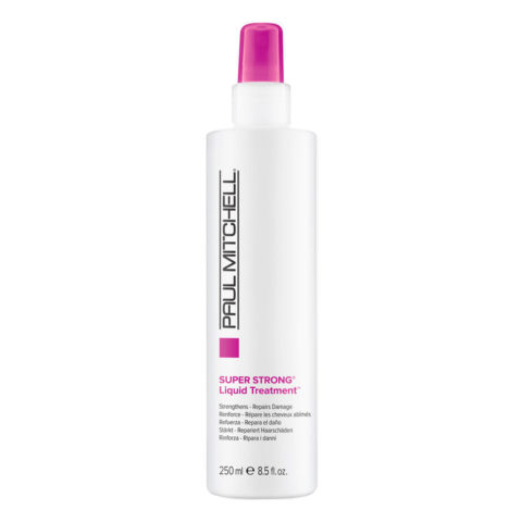 Paul Mitchell Super strong Liquid treatment 250ml - strenghtens and repairs