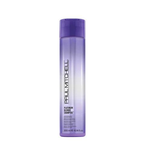 Paul Mitchell Blonde Platinum blonde shampoo 300ml - anti-brassiness