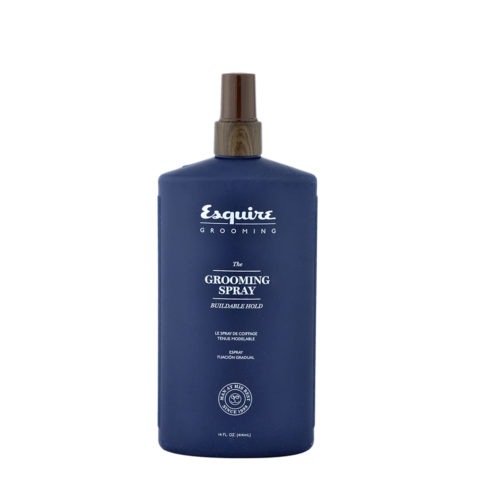 Esquire The Grooming Spray 414ml - buildable hold
