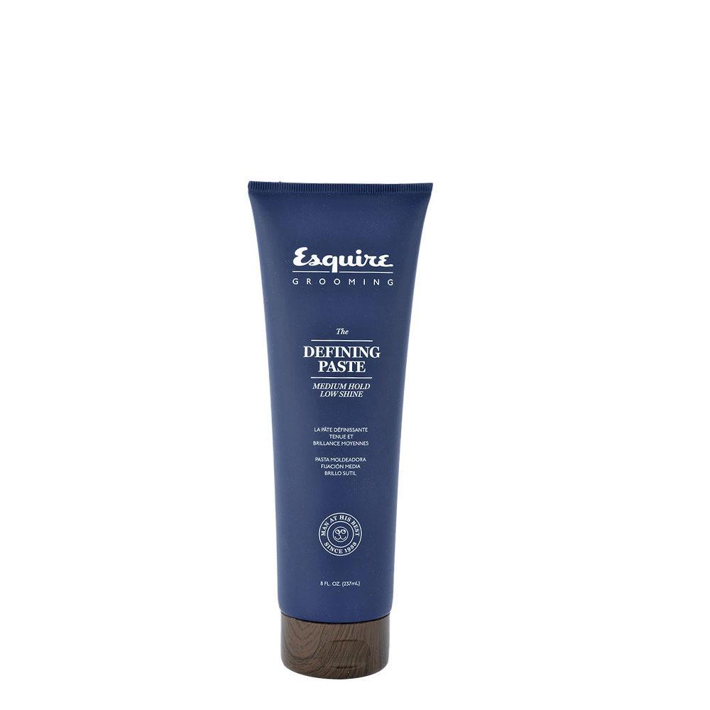 Esquire The Defining Paste 237ml - medium hold low shine