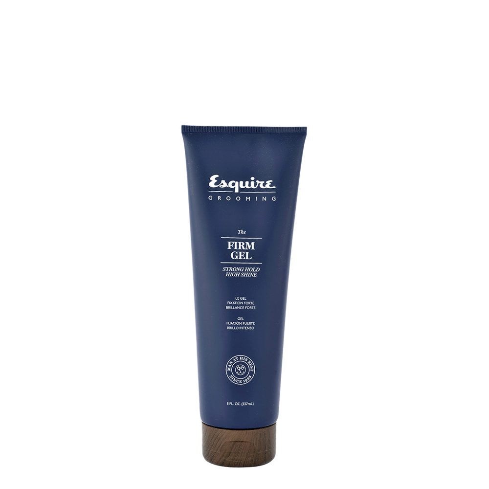 Esquire The Firm Gel 237ml - strong hold high shine