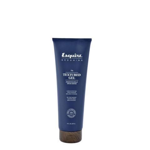 Esquire The Textured Gel 237ml - medium hold high shine