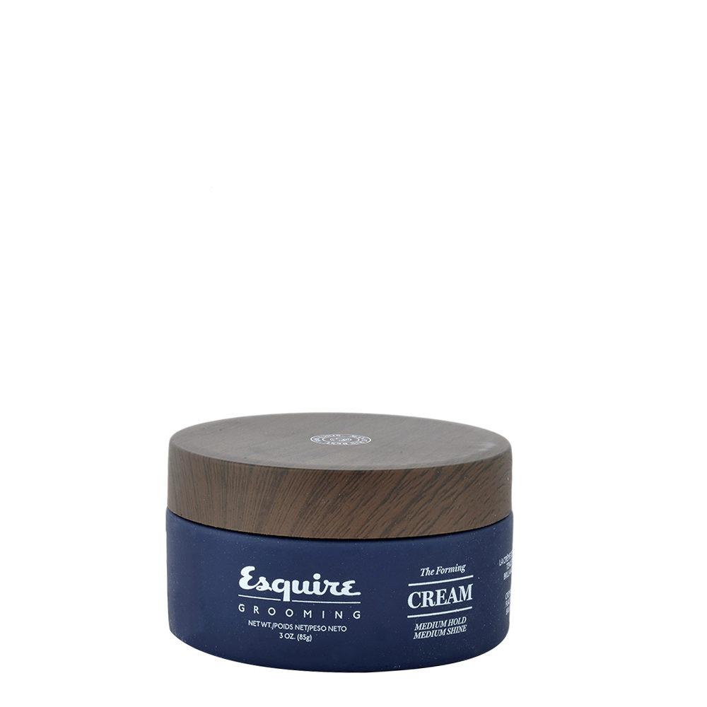 Esquire The Forming Cream 85gr - medium hold medium shine