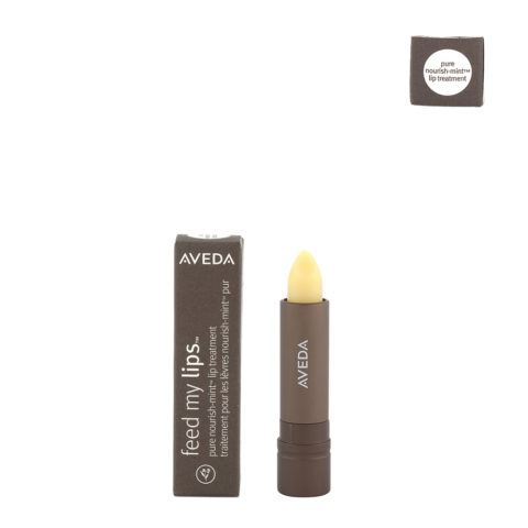 Aveda Feed my lips Pure Nourish Mint Lip Treatment 3.4gr - hydrating